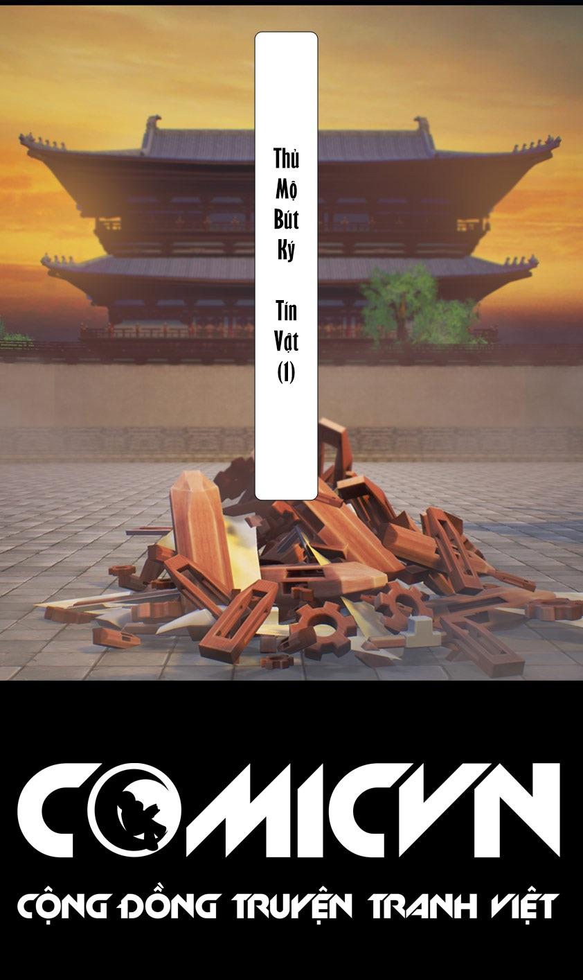 Thủ Mộ Bút Ký - Chapter 31: Tín vật 1 - Pic 1