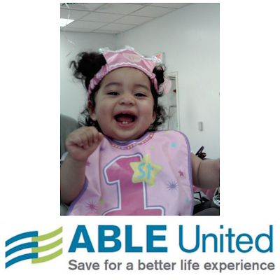 ABLEUnited Year 1 anniversary