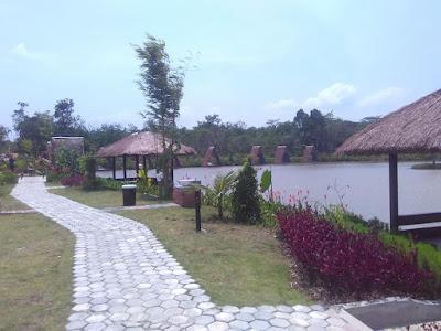 Fasilitas Desa Wisata Ekang Bintan