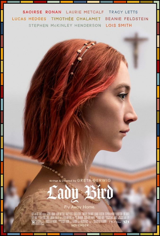Review Filem Lady Bird