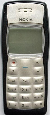 HP Jadul Nokia 1100 Keluaran Tahun 2002 - Spesifikasi Lengkap