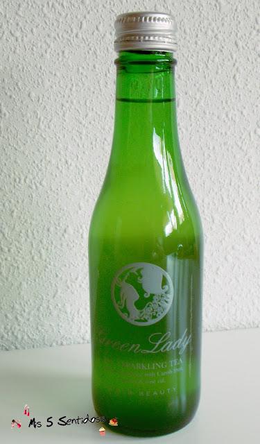 Green lady Tea