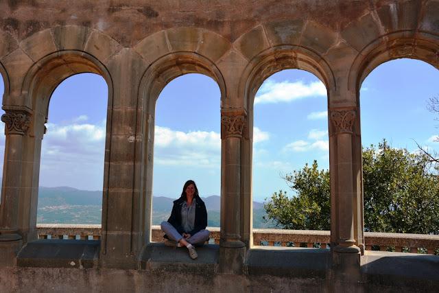 Montserrat arches