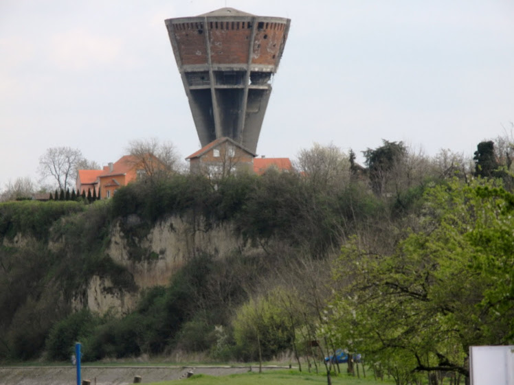 Vukovar's Water Tower