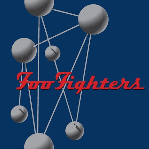 FOO FIGHTERS - THE COLOUR AND THE SHAPE (1997)
