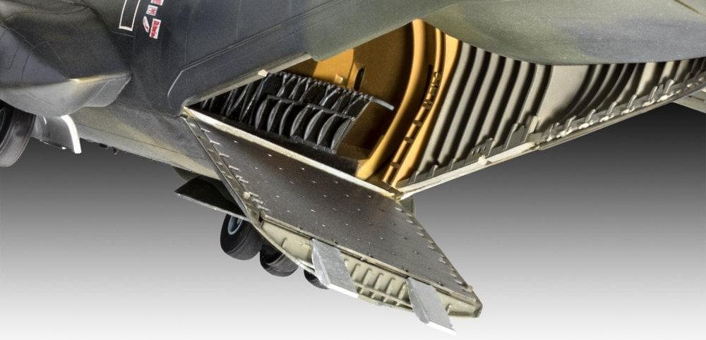 """Luftwaffe Neu Bundeswehr Revell 03916-1//72 C-160 Transall /""""Eloka/"""""""
