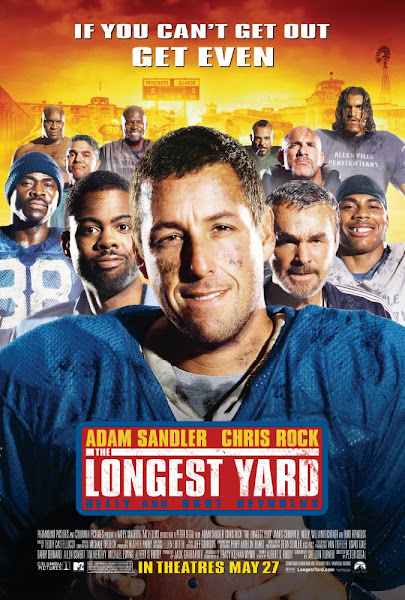 Poster Of The Longest Yard 2005 720p Hindi WEB-DL Dual Audio Full Movie Download