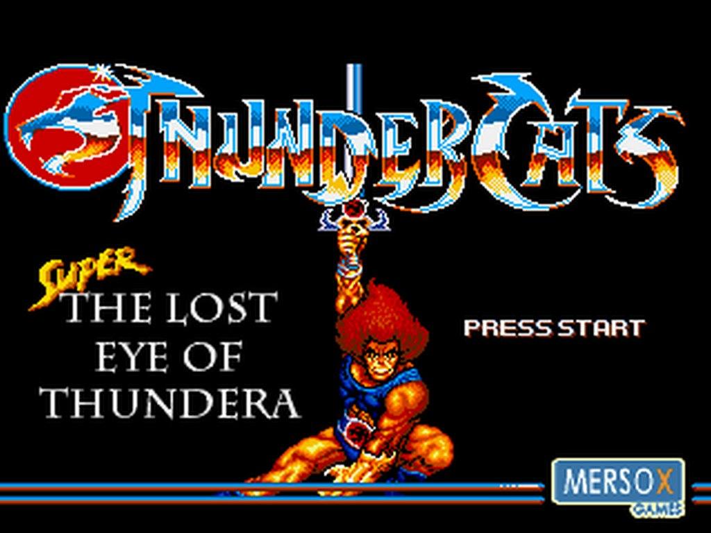 Super Thundercats - The Lost Eye of Thundera - PC     - Indie Retro News