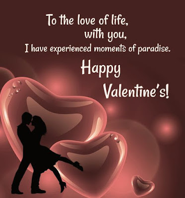 Valentine Quotes of love