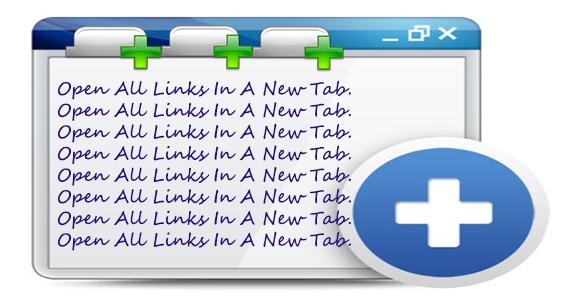script open link new tab