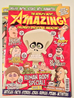 Amazing Kids Magazine