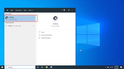 cara cek bit laptop windows 10