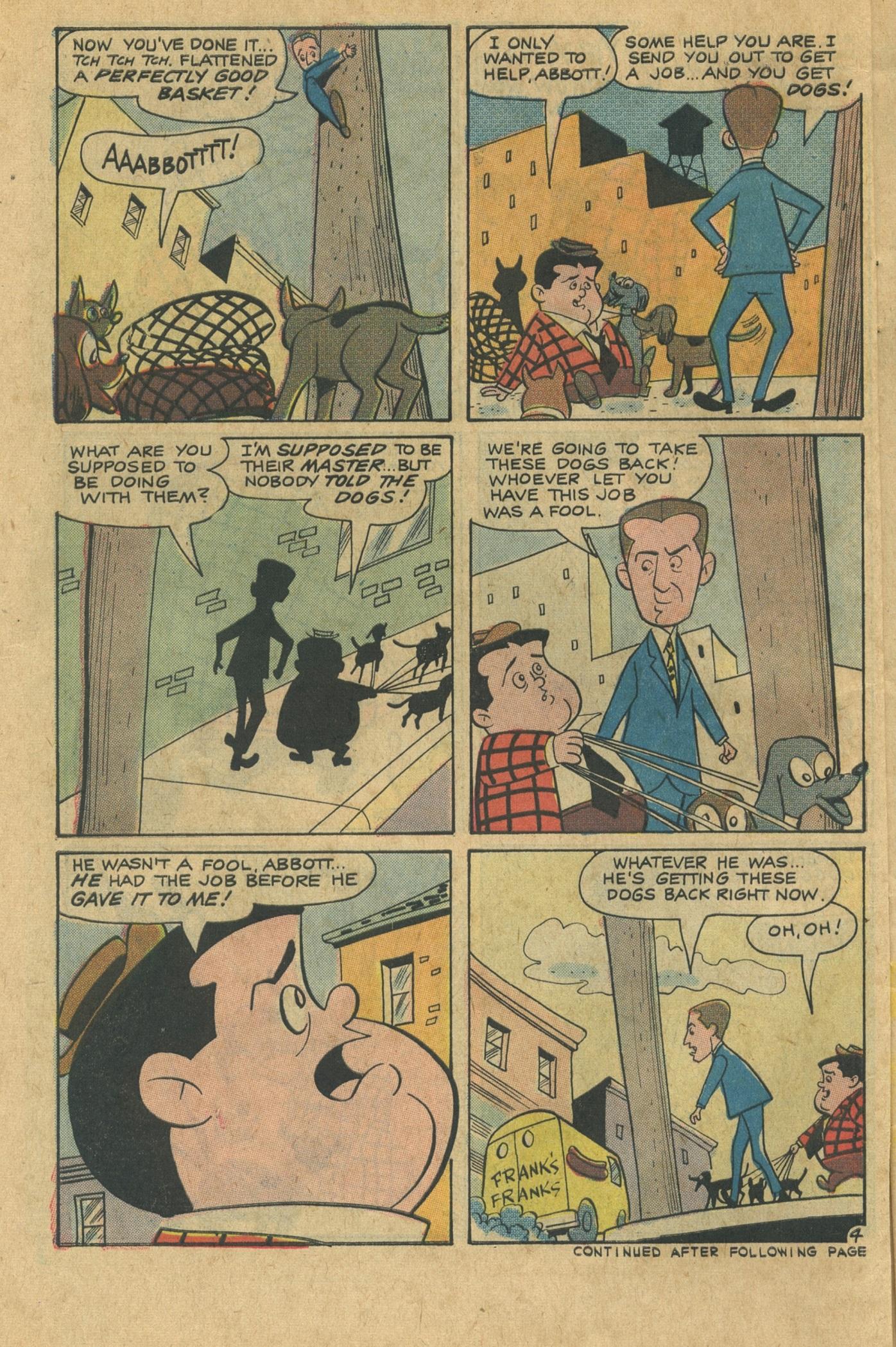 Abbott & Costello issue 13 - Page 6
