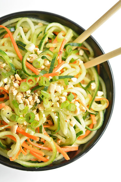 spicy thai cucumber salad recipe