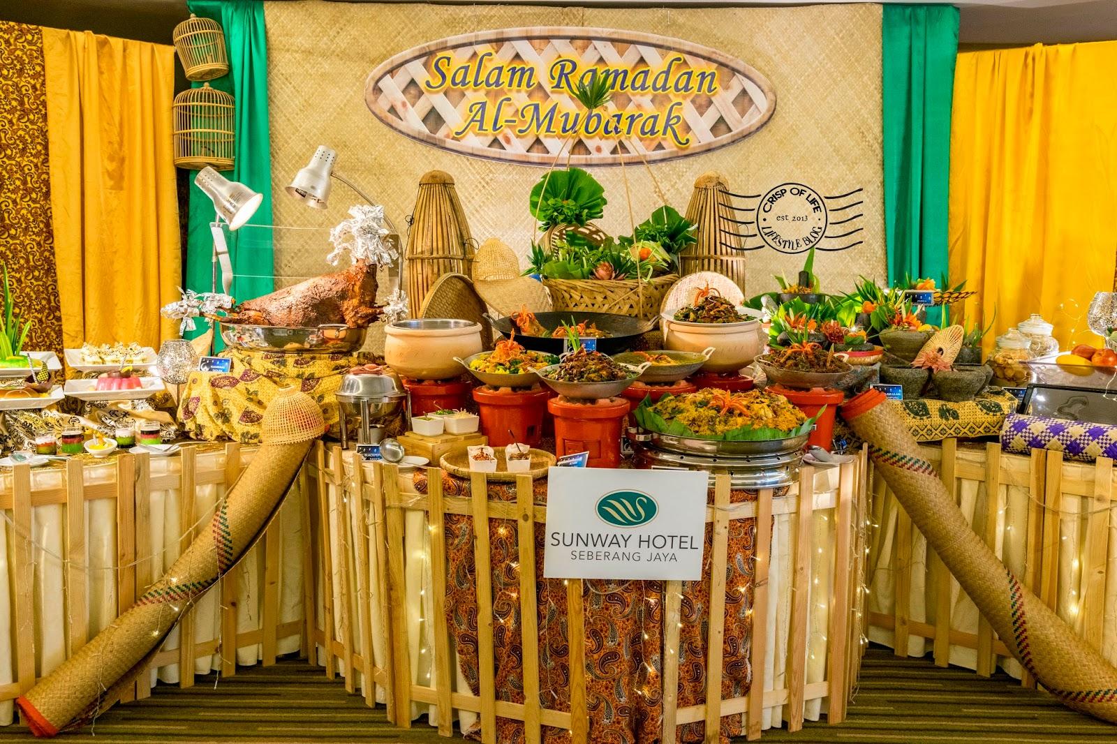 Sunway Hotel Ramadan Buffet 2018-Dari Dapur Sunway Selera Utara