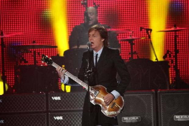 Paul McCartney 2013 05 30 BOK Center Tulsa OK