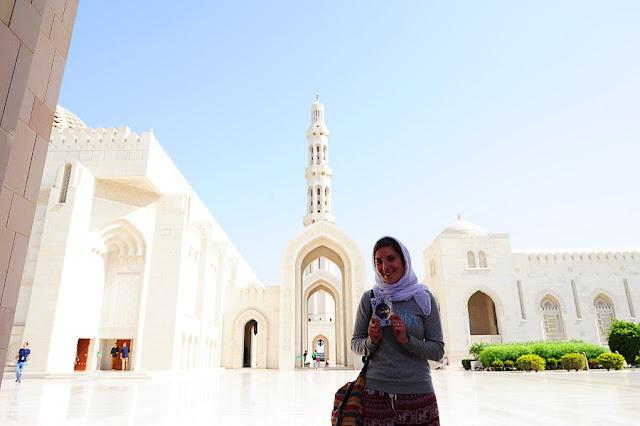 Nasveti za žensko popotnico v muslimanski državi, Oman