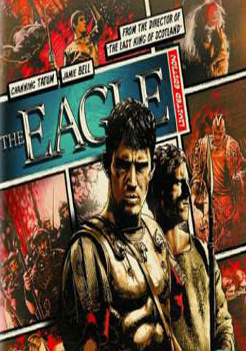 THE EAGLE 2011 DUAL AUDIO HINDI DUBBED 480P ESUBS BLURAY 350MB Poster