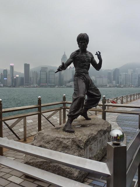 The hilltop views from the Peak inward Hong Kong Top things to exercise inward Hong Kong