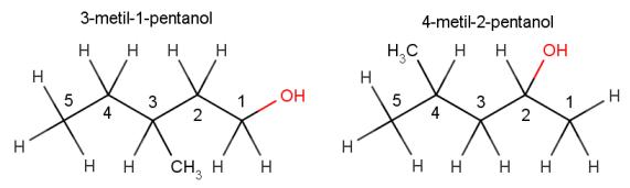 Tata nama senyawa alkohol