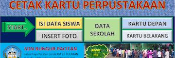 Aplikasi Kartu Pelajar Untuk SIBOS PINTAR
