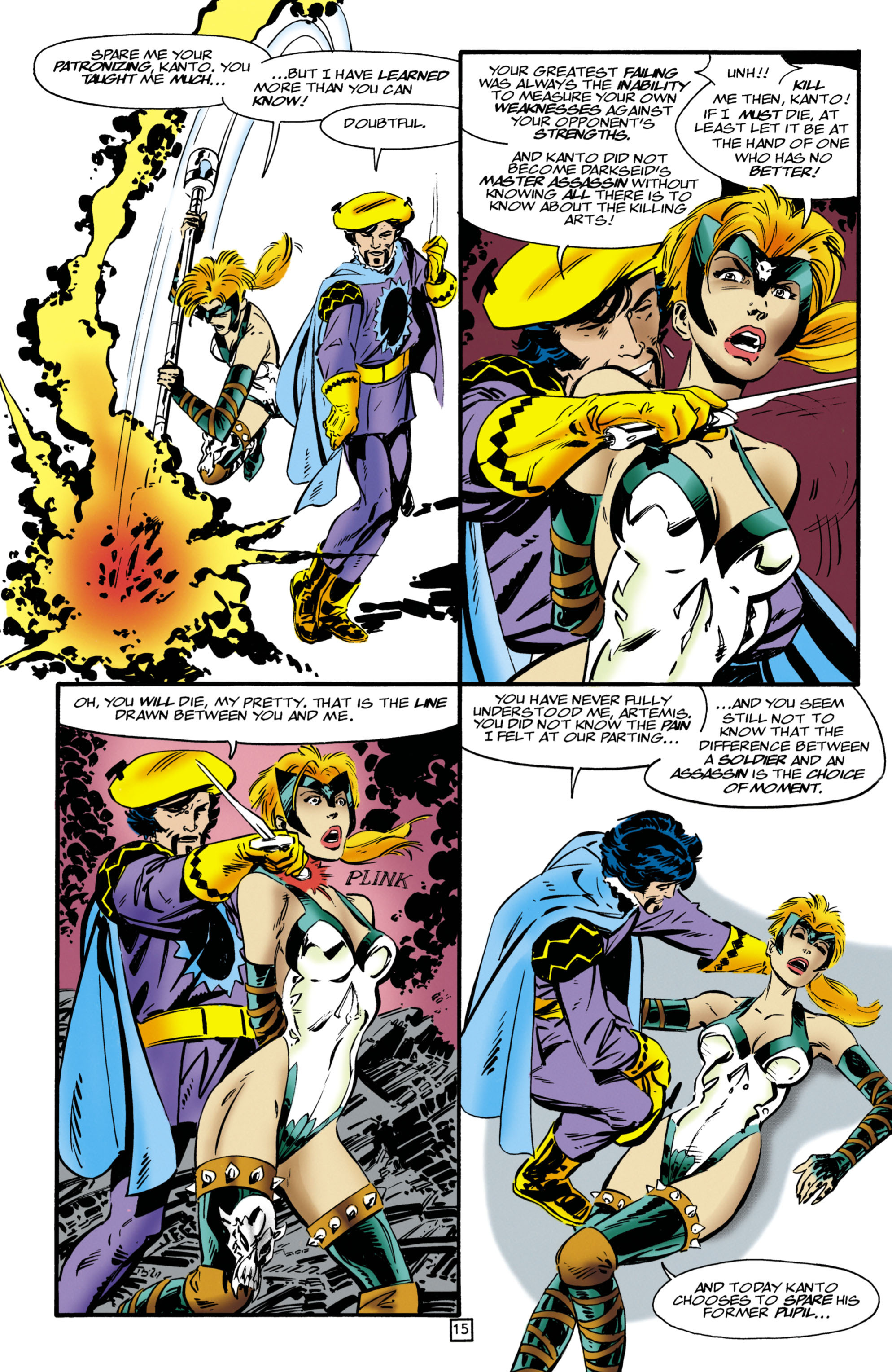 Read online Wonder Woman (1987) comic -  Issue #126 - 15