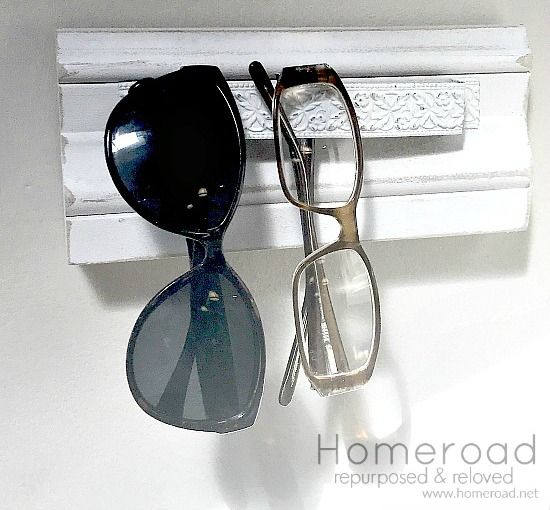 How to Make an Eyeglass Organizer