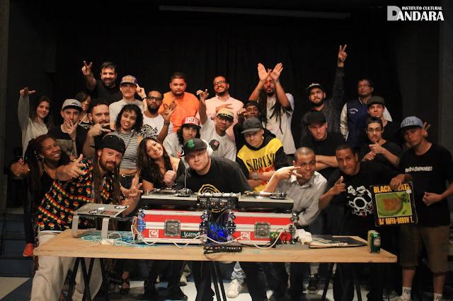 Venha estudar no Curso de DJs da Guerreiros