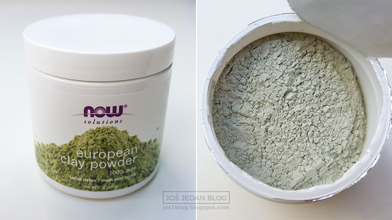iHerb Haul: Now Foods European Clay Powder
