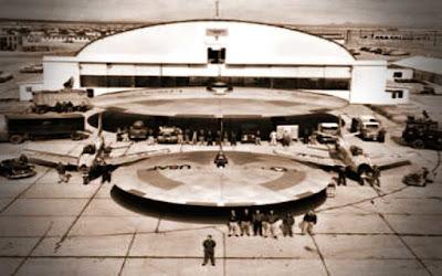 Ο πρώτος γήινος ιπτάμενος δίσκος