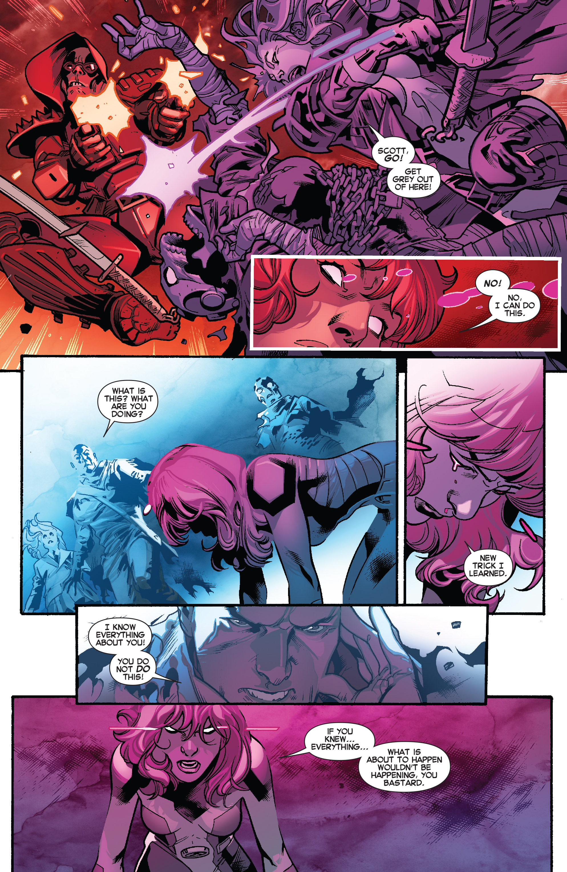 Read online All-New X-Men (2013) comic -  Issue # _Special - One Down - 83