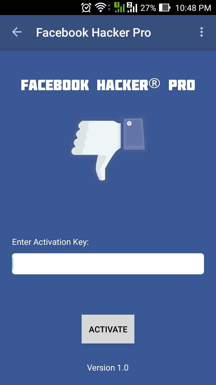 Facebook Hack: How to hack Facebook