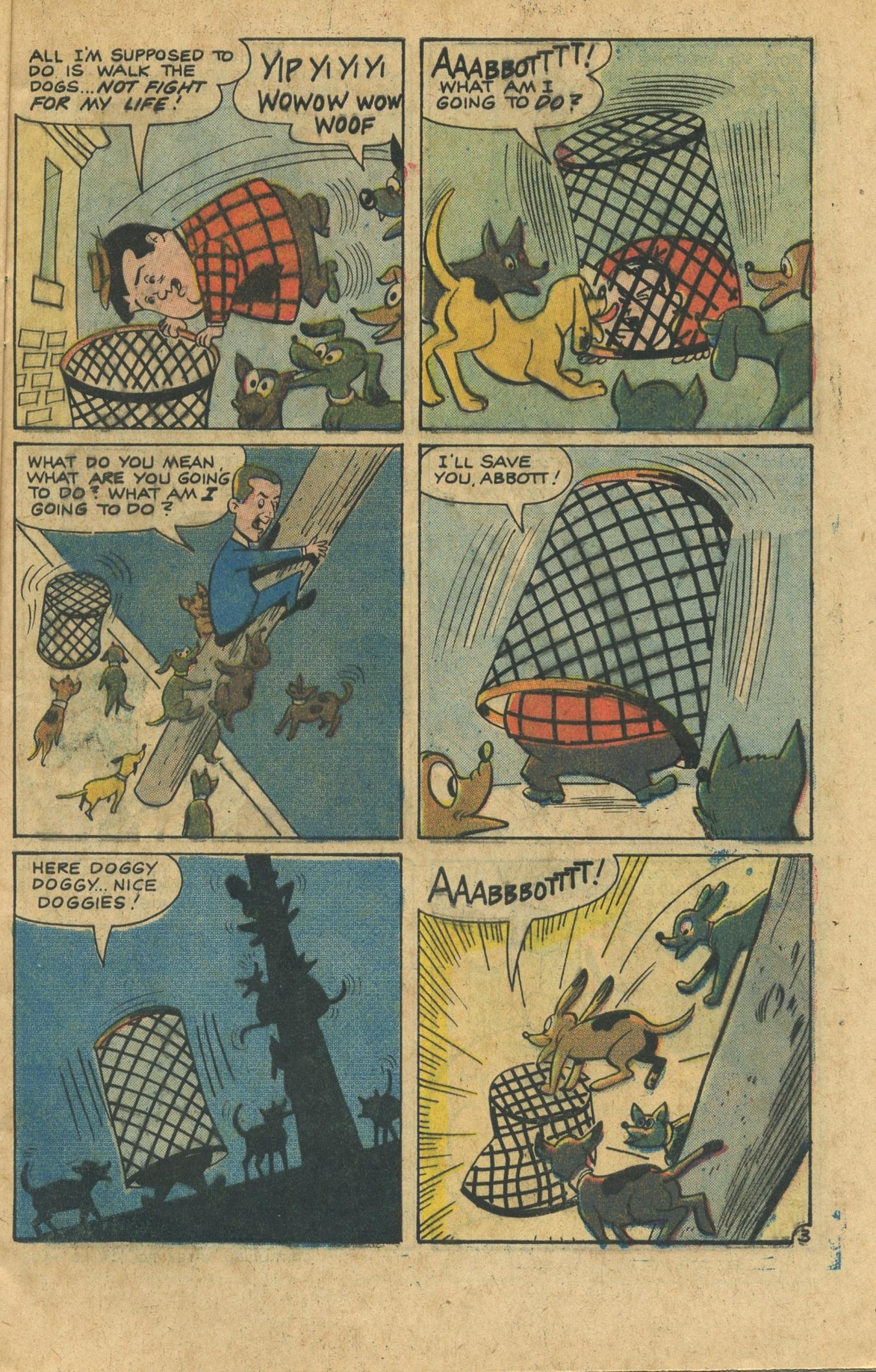 Abbott & Costello issue 13 - Page 5