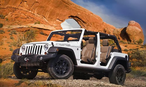 Jeep Wrangler add ons