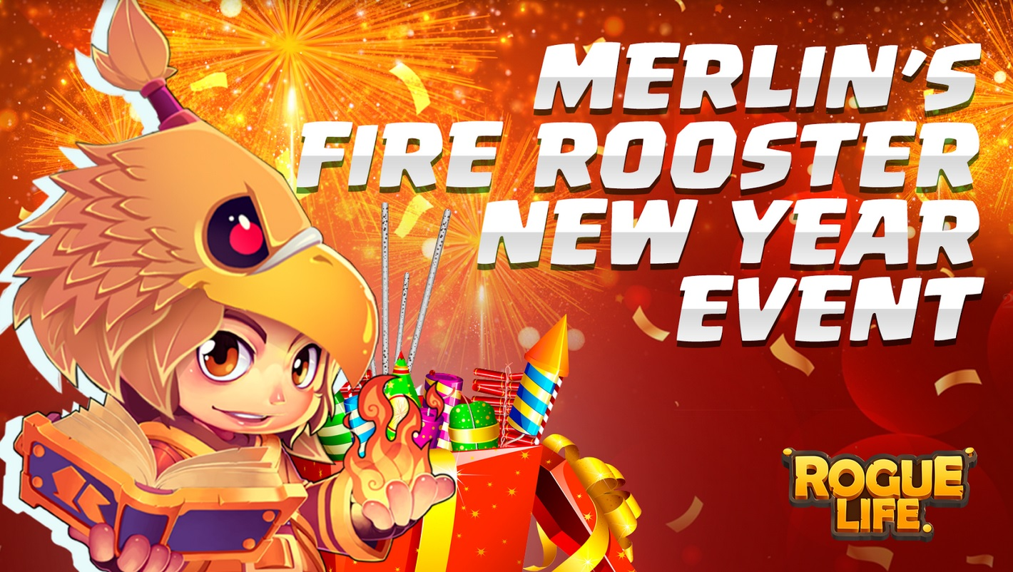 Rogue Life: Squad Goals Celebrates Lunar New Year with Tons of In-Game Rewards