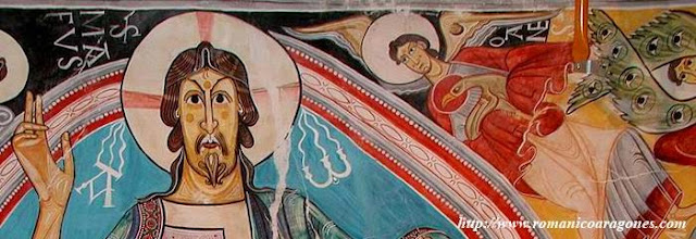 Pantocrátor de San Clemente de Tahull (s. XII)