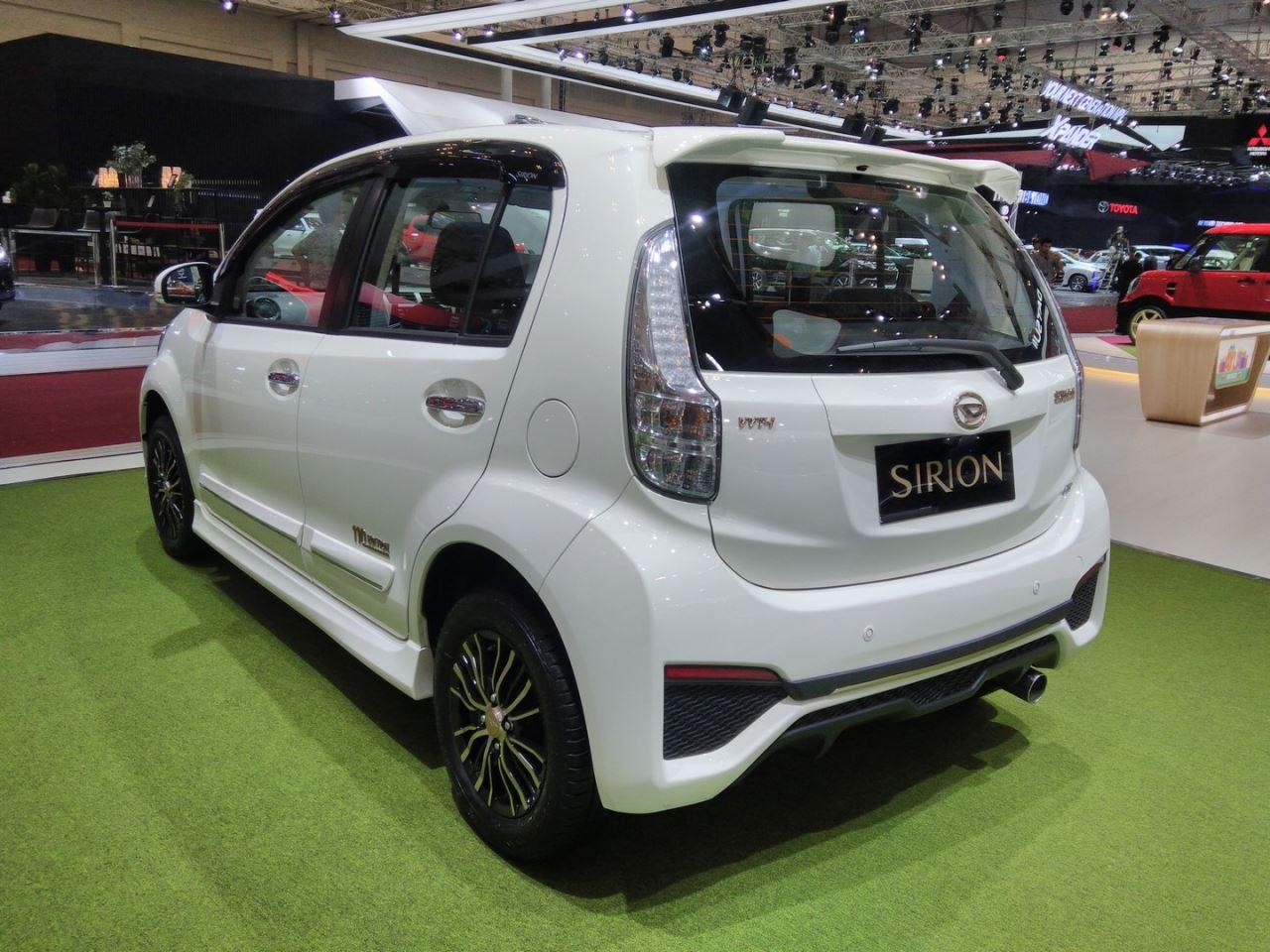 Daihatsu Sigra And Sirion Special Editions
