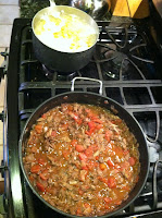 Ragu recipe cooking