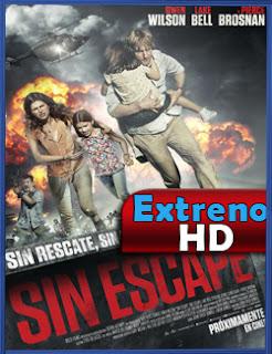 Sin Escape 2015 | DVDRip Latino HD Mega