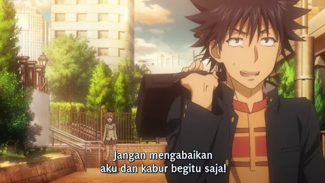 Toaru Majutsu no Index III Episode 01 Subtitle Indonesia