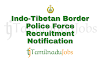 ITBP Recruitment notification of 2018 - Central Government for Constable (Animal Transport) - 85 post