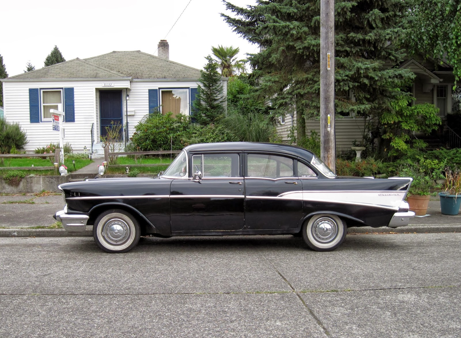 Seattle U0026 39 S Classics  1957 Chevrolet 210 Sedan