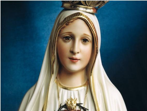 Comemoração pertinente a visita da Imagem peregrina de Nossa Senhora de Fátima, vinda de Portugal