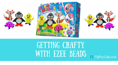 Getting Crafty with Ezee Beads