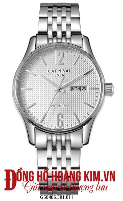Có nên mua đồng hồ Carnival Thụy Sỹ không?