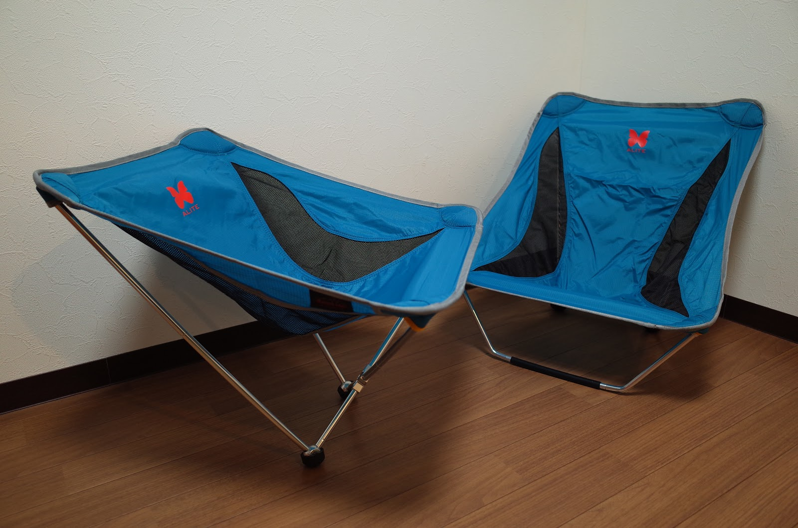 Alite Monarch Chair Warranty Black Swivel Office With Arms モノalite Mayfly 2 Chairを導入したゆるキャン 6巻 ほ
