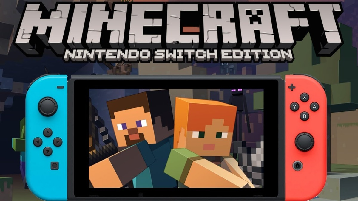 Minecraft: Cross-play para Nintendo Switch chega em junho