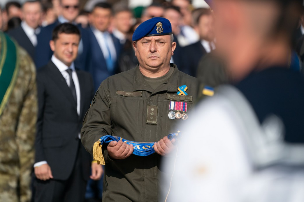 Військовим частинам присвоєні почесні найменування