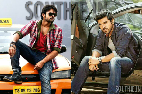 Sai Dharam Tej not as Gang Leader. If at all anybody should remake Gang Leader or use the title Gang Leader then it should be only Ram Charan.