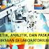 Pre Analitik, Analitik, dan Paska Analitik Pemeriksaan Laboratorium Medis